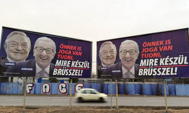 Everything to know about the newest government campaign with Soros and Juncker