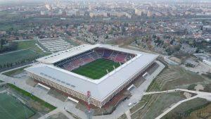 #hungary #hungarian #football #stadium #székesfehérvár