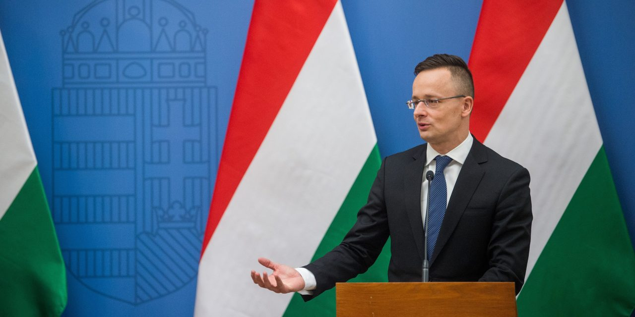 Hungary maintains zero tolerance stance on migration, says Hungarian foreign minister