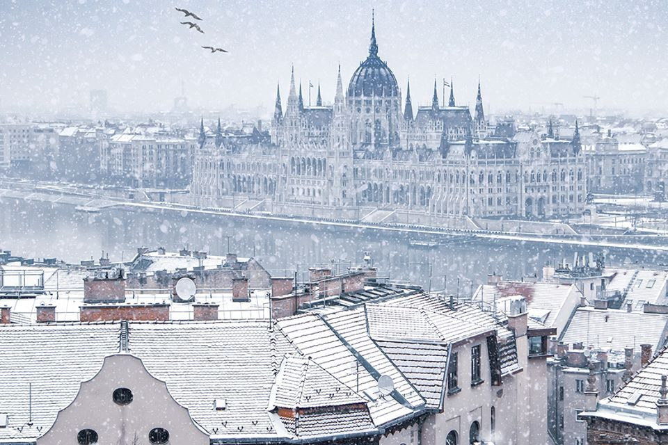 5 Hungarian places to visit that are beautiful even in winter