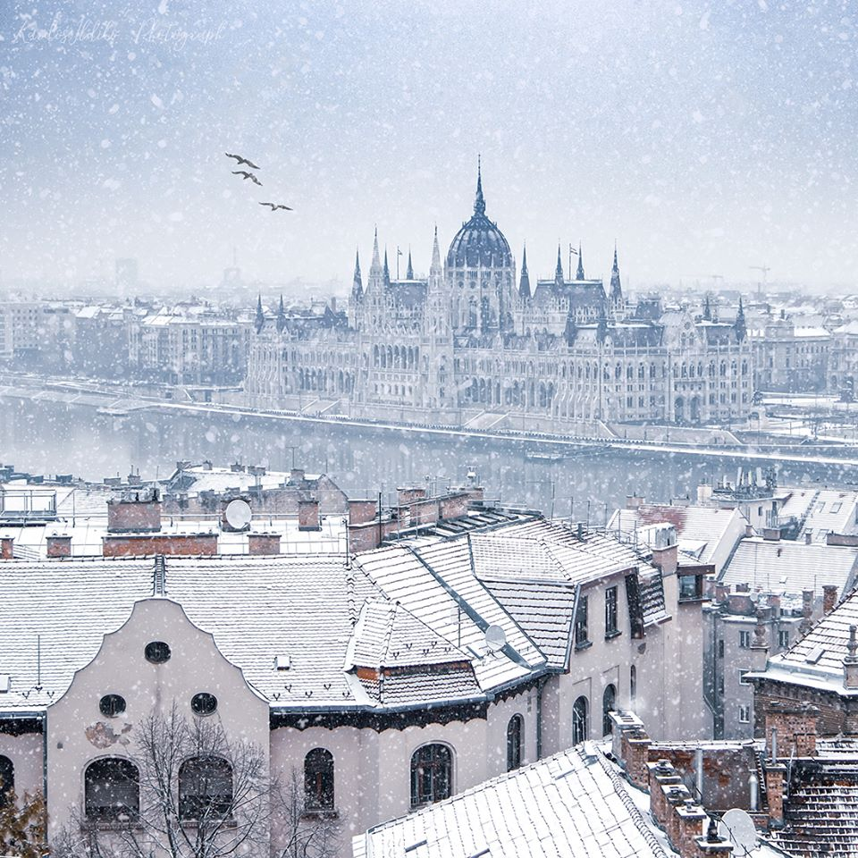 Budapest winter weather