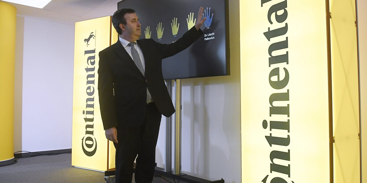 Continental opens artificial intelligence development centre in Budapest