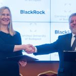Corvinus University, BlackRock form partnership