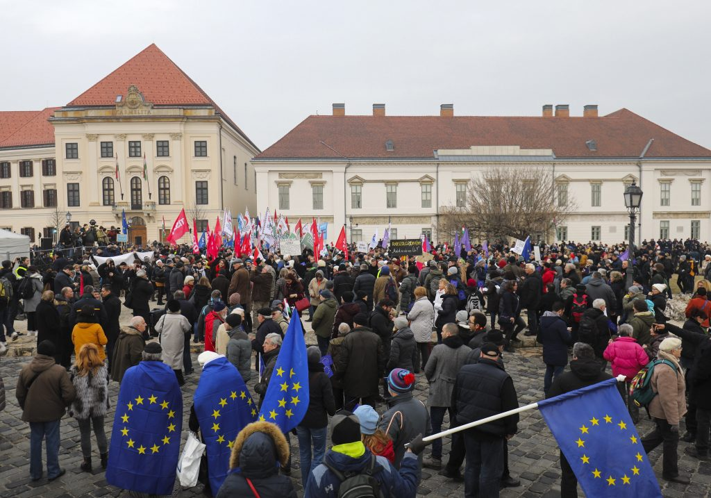 Hungary opposition