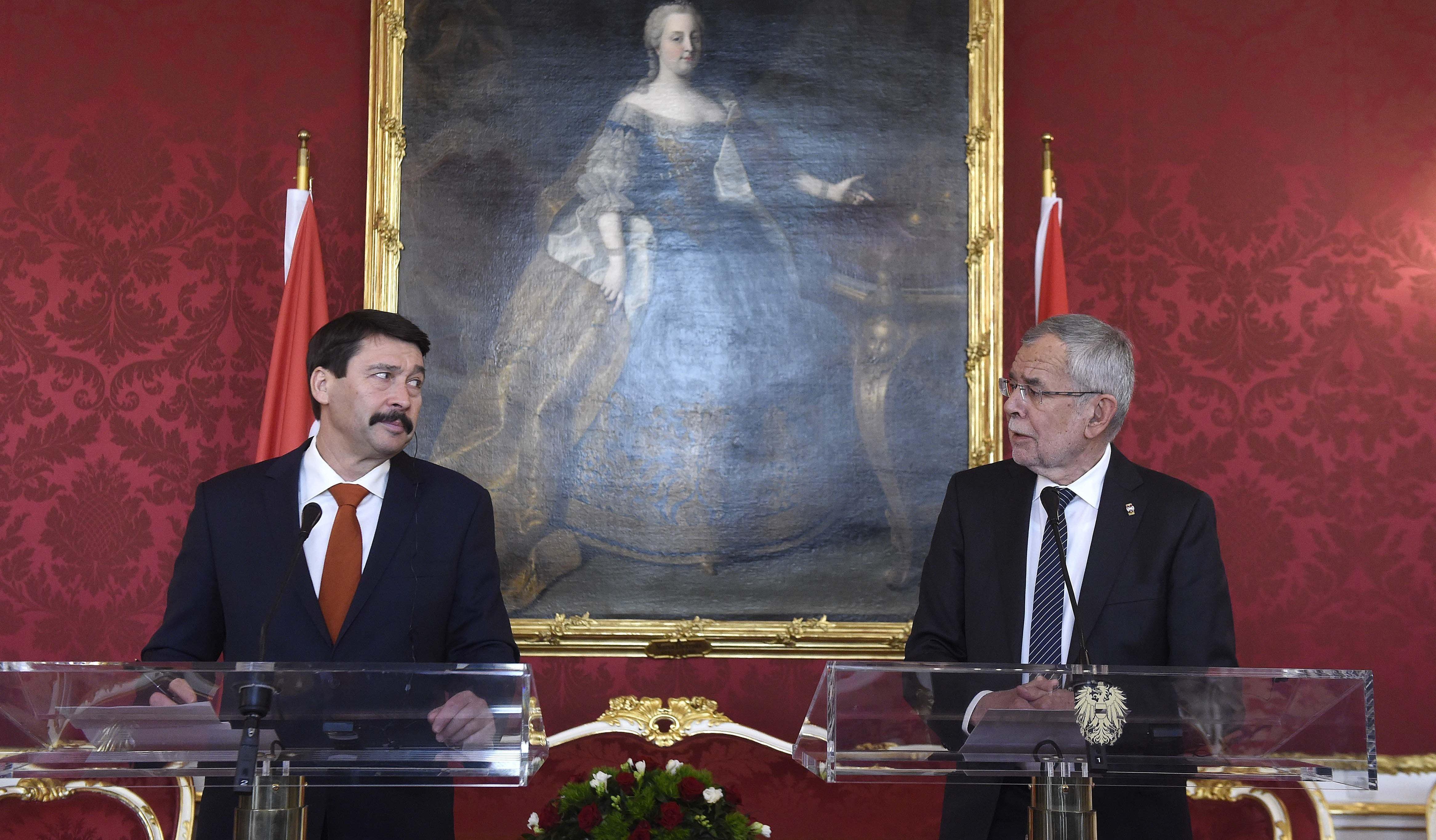 Hungary Austria ties