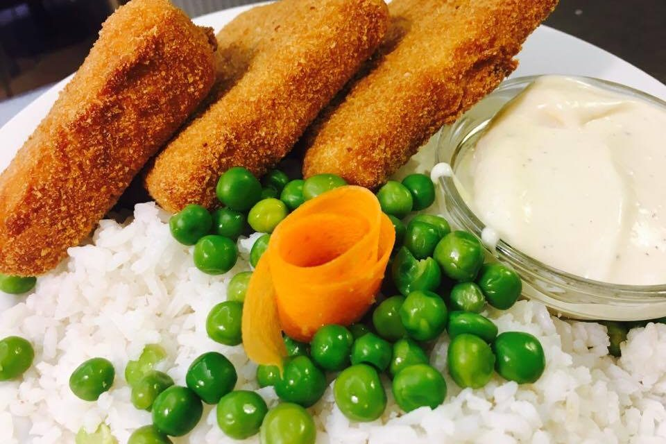 Recipe of the week: fried cheese / rántott sajt