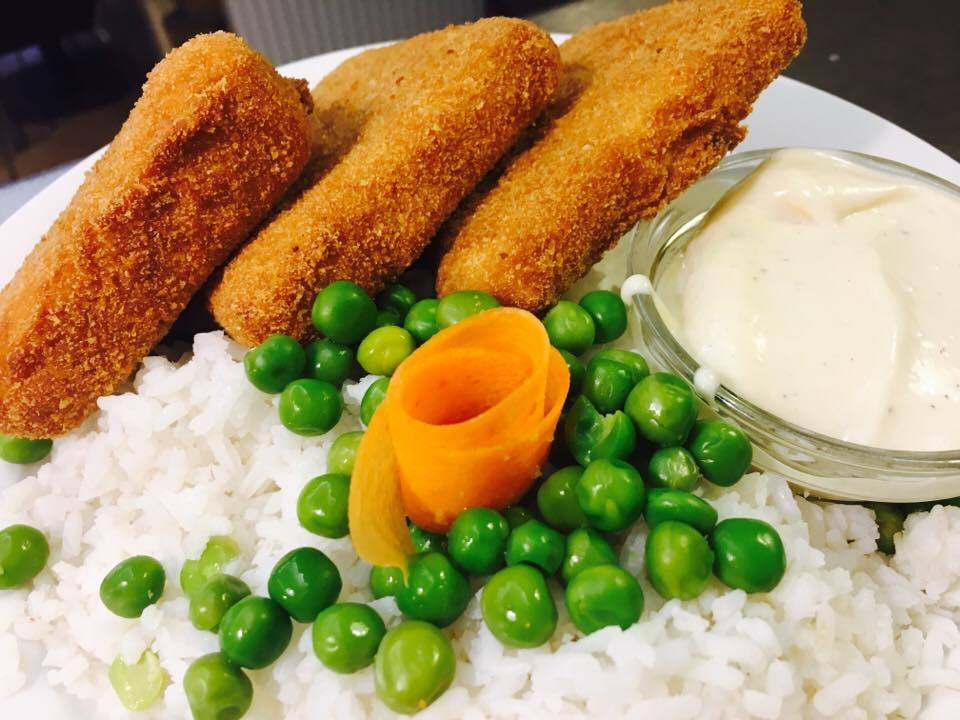fried cheese, recipe, food