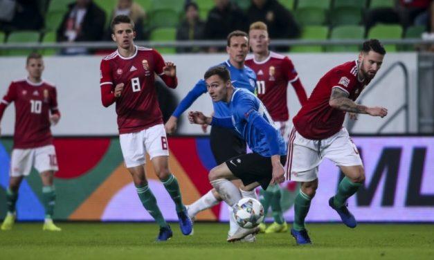 Hungarian football's 2019 diary