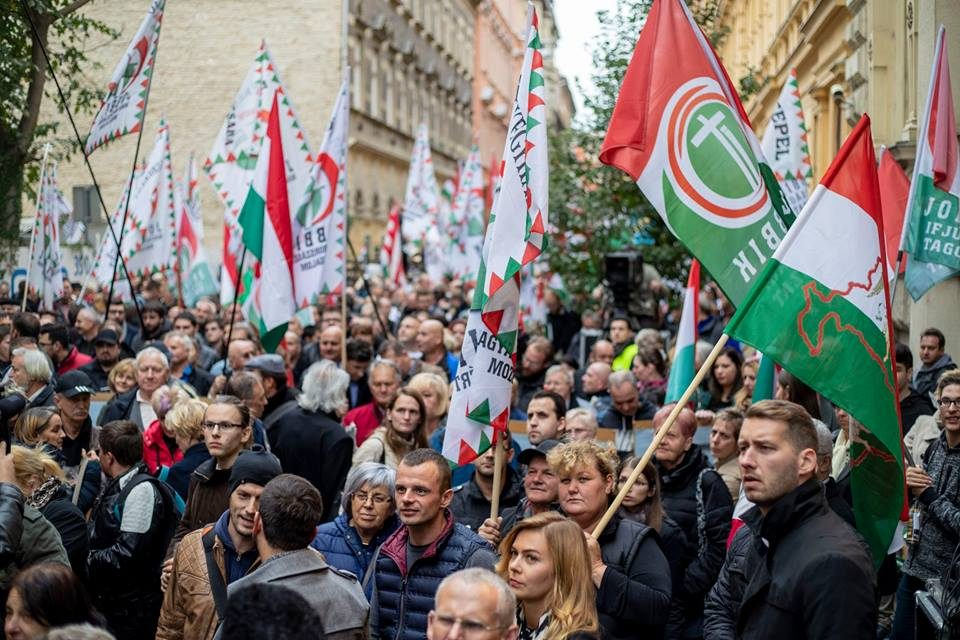 Jobbik to convene congress over Audit Office fine