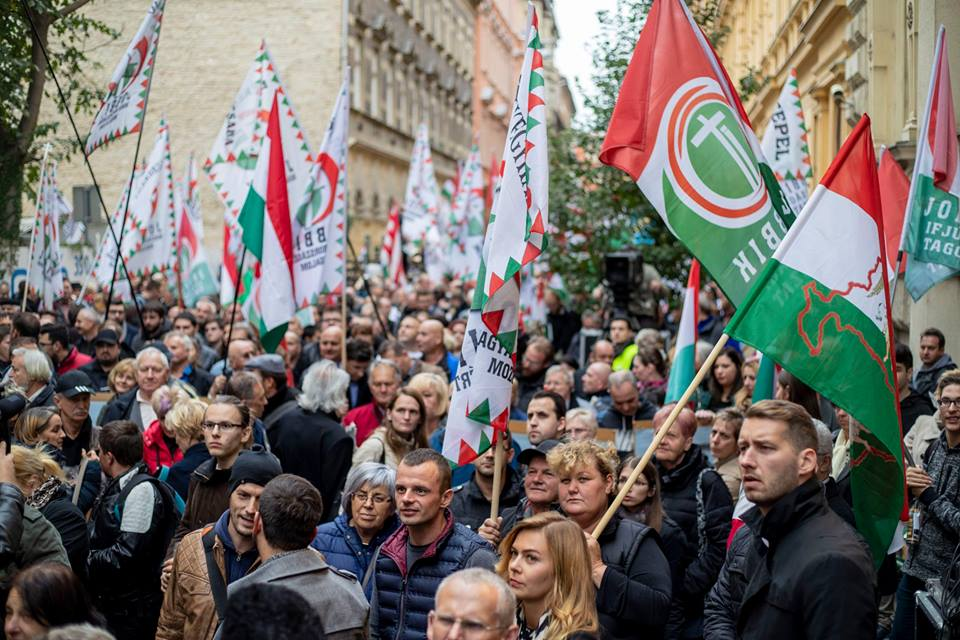 Jobbik Hungary party
