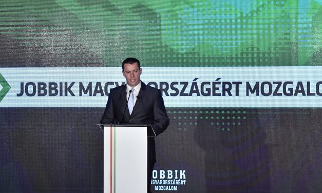 Jobbik leader vows to 'fight to the end' for change