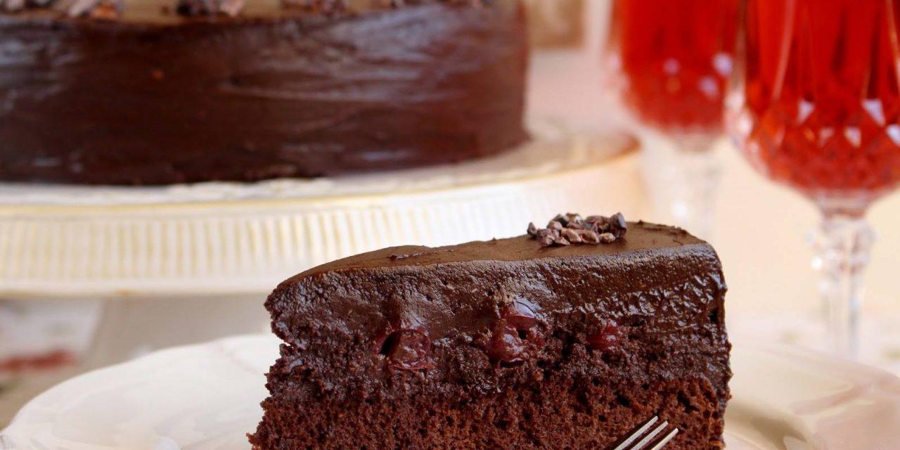 Recipe of the week: lúdláb cake