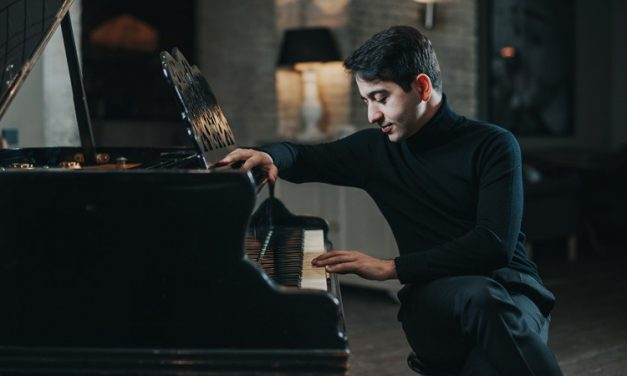 Event: Pianist Luka Okros in Budapest – March 22