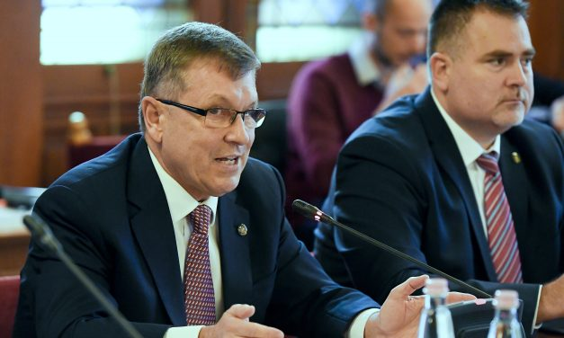 Matolcsy reappointed as National Bank of Hungary governor