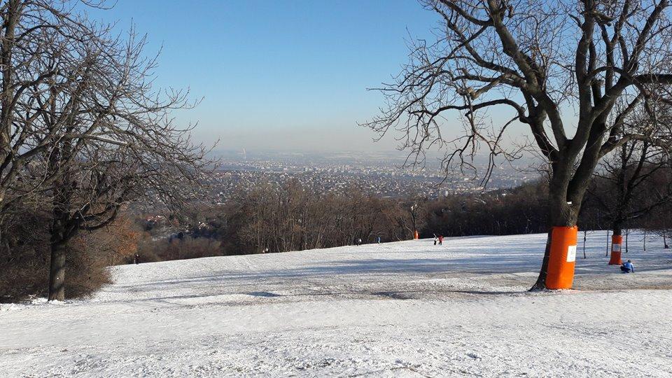 winter Hungary things to do
