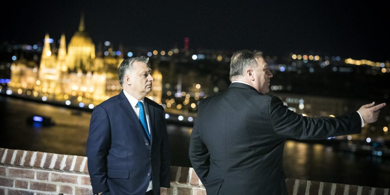Orbán: Hungary wants major powers to have interest in economic success