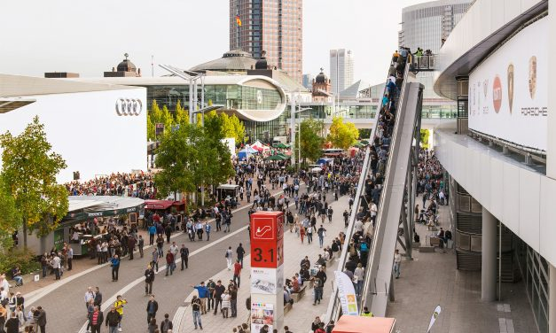 AMBIENT 2019 Frankfurt through eyes of a Hungarian