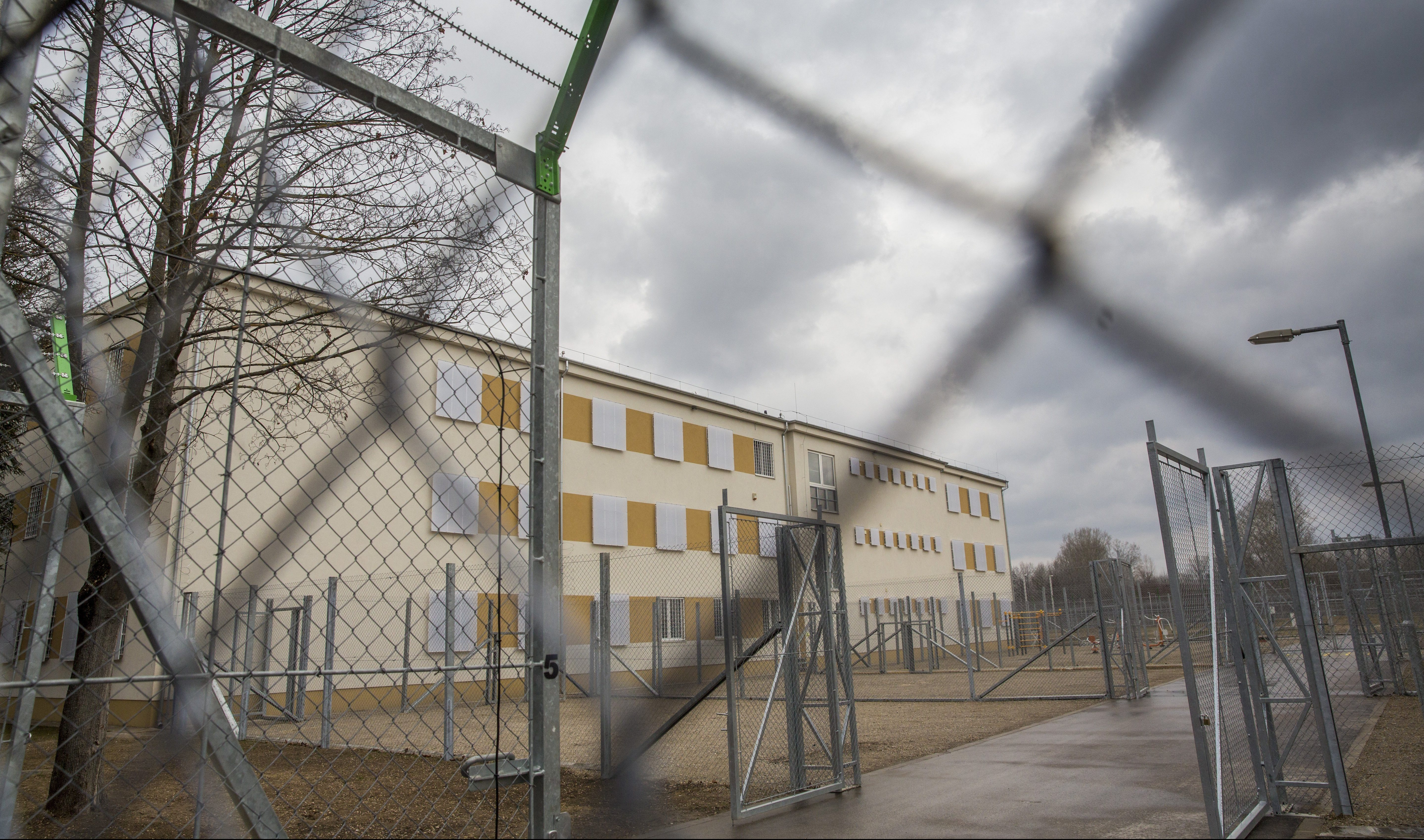 new prison Hungary