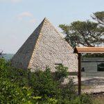 pyramid, stone, sight, Hungary, rare
