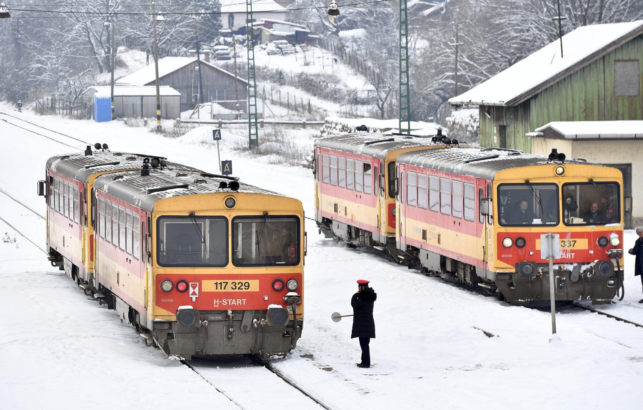 railway máv hungary