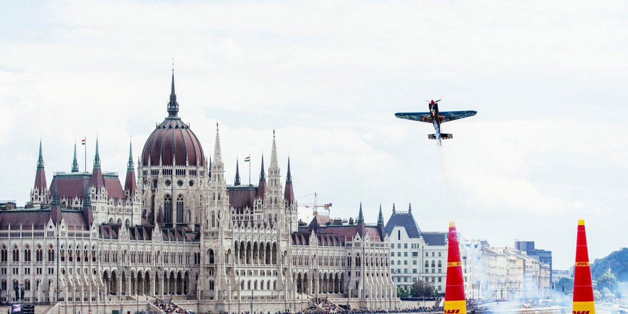 Red Bull Air Race organisers weigh more offers around Lake Balaton