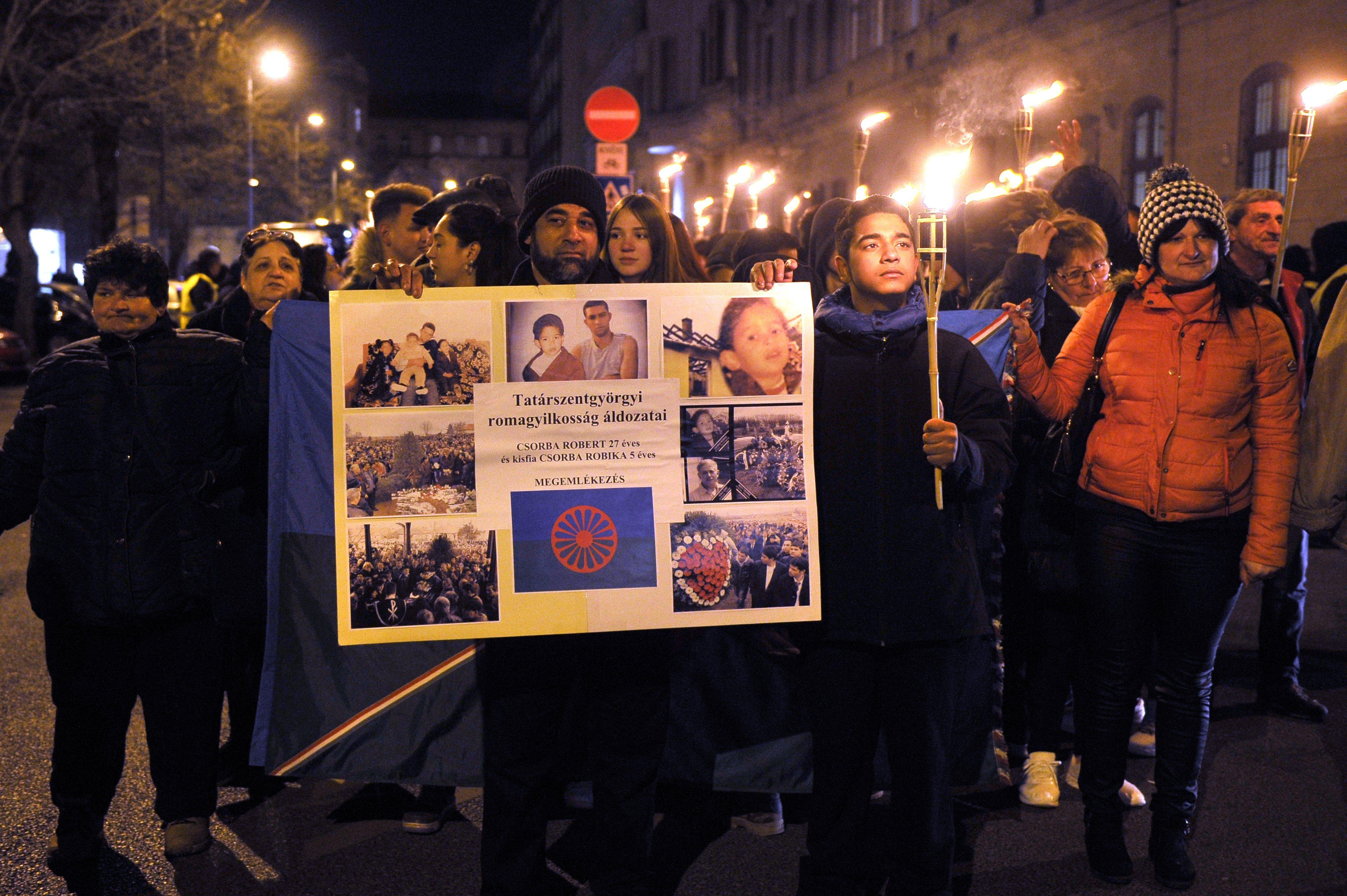 roma commemoration