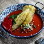 "Traditional and delicious Hungarian dish: ""Stuffed paprika"" – Recipe"