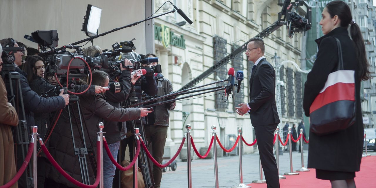 EU policy on China 'hypocritical', cooperation all-Europe interest, says Hungarian FM