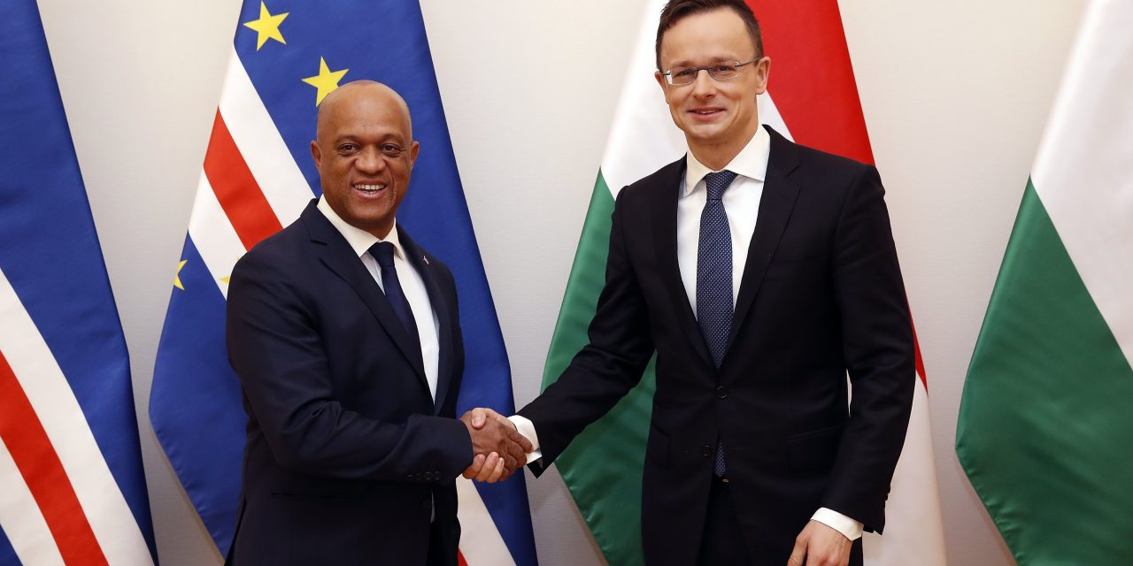 Foreign minister: African countries that don't add to migration pressure help boost Europe's security