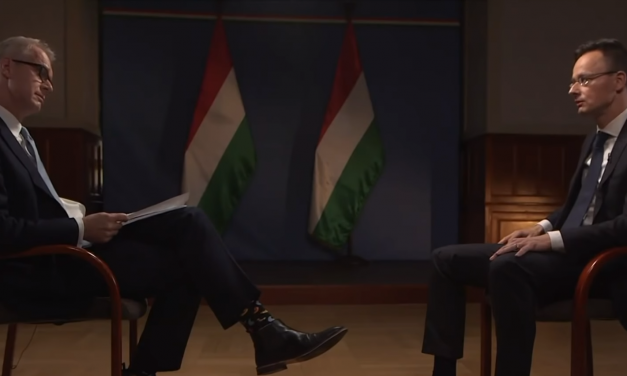 BBC HARDtalk interview with the Hungarian Foreign Minister Szijjártó – VIDEO