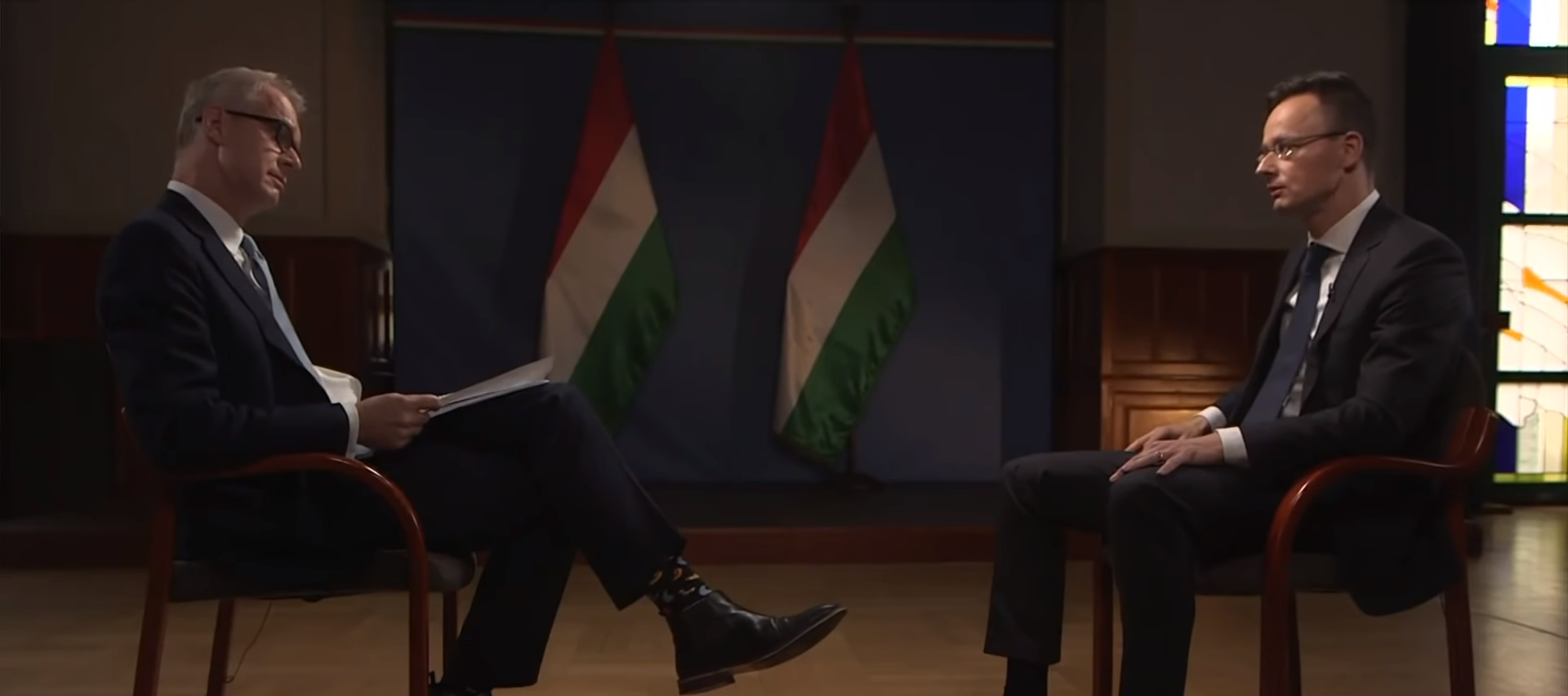 BBC HARDtalk interview with the Hungarian Foreign Minister Szijjártó –  VIDEO – Daily News Hungary