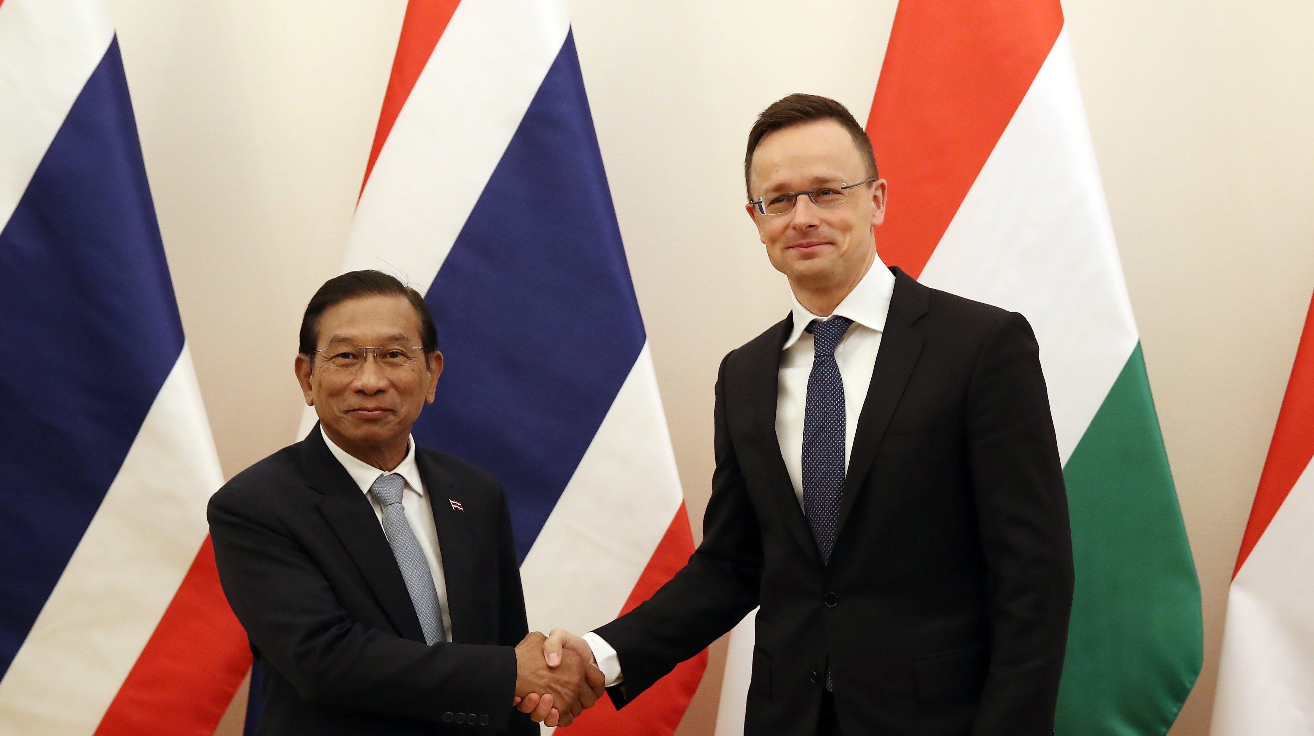 hungary thailand cooperation