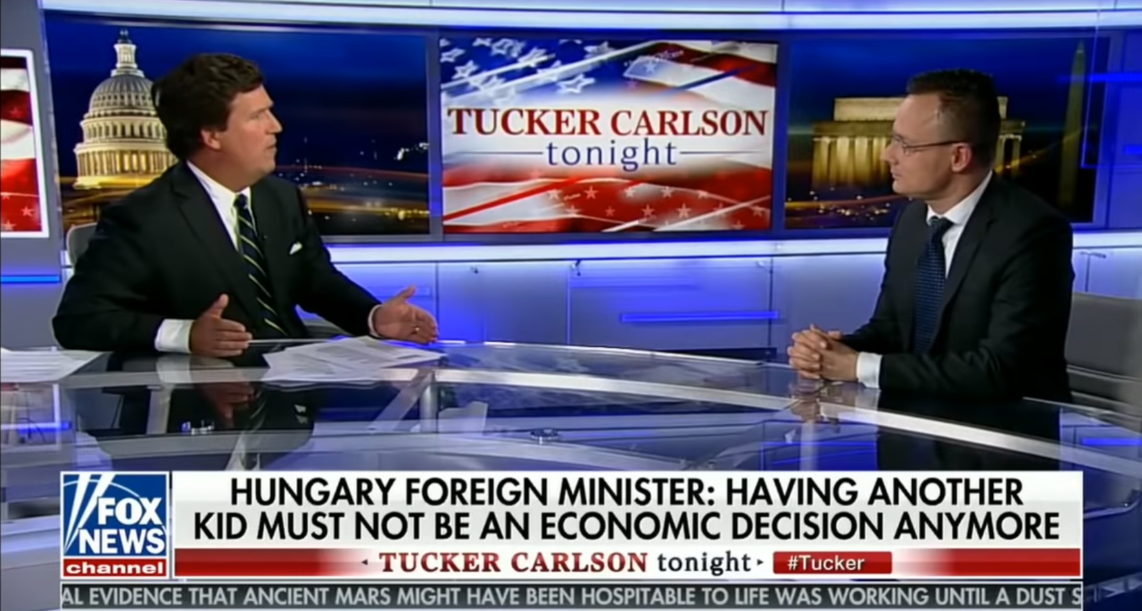 tuckler night Hungary USA family policy