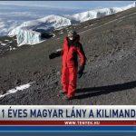 #11 #hungarian #girl #kilimanjaro