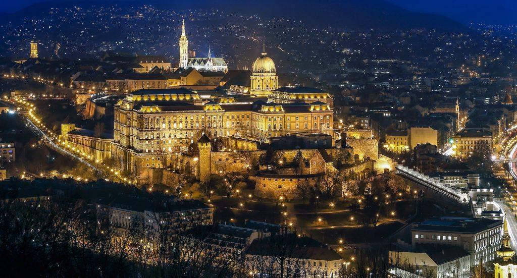 Budapest, Hungary, sightseeing, capital