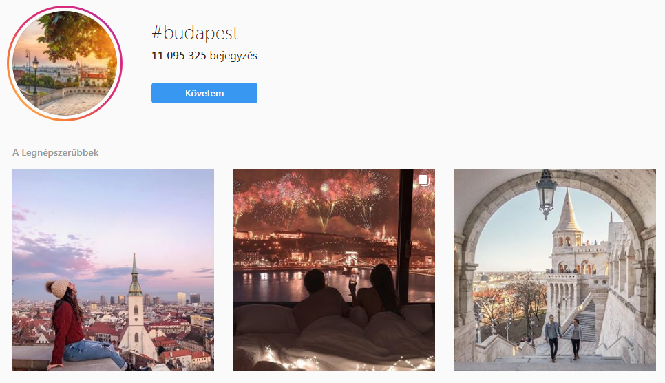 The most instagrammed places in Budapest – PHOTOS