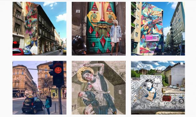The amazing street art of Budapest – PHOTOS