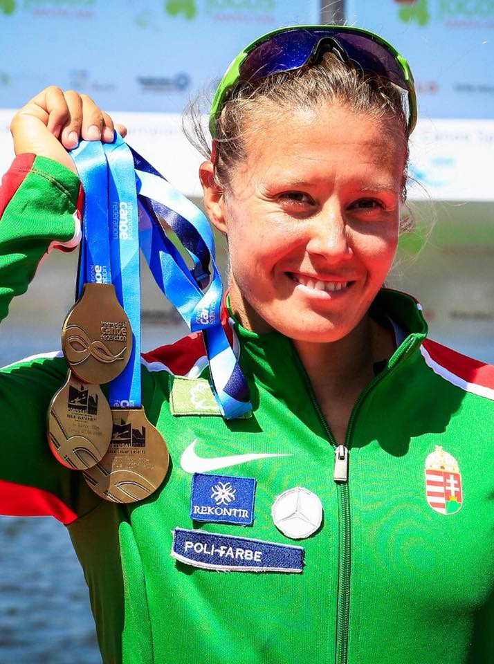 Danuta Kozák, Hungarian, sportswoman, Forbes, best