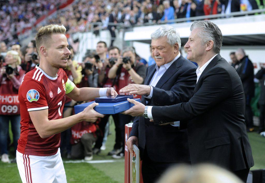 Hungary beats Croatia 2019 Euro 2020