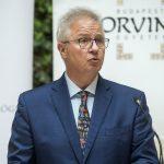 Fidesz top Candidate Ep 2019 Trócsányi