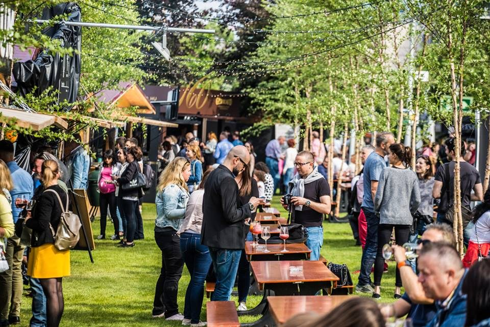Sziget presents: OTP Bank Gourmet Festival – Central Europe's largest gastronomy festival