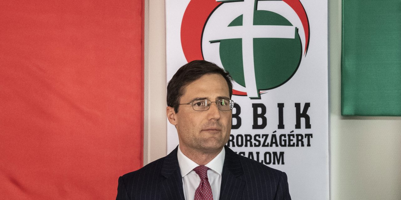 Jobbik presents list for EP elections