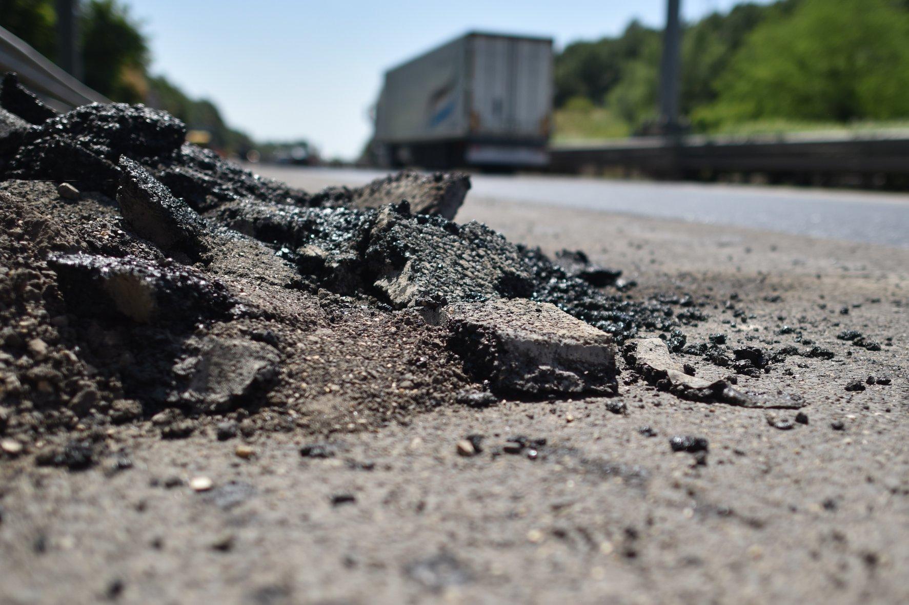 Hungary, road, pothole, condition, worst