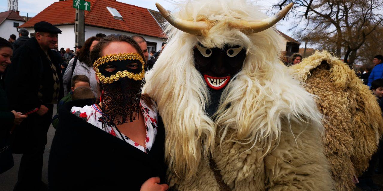 A recap of Hungary's biggest carnival celebration: Busó festival 2019 Photo Gallery