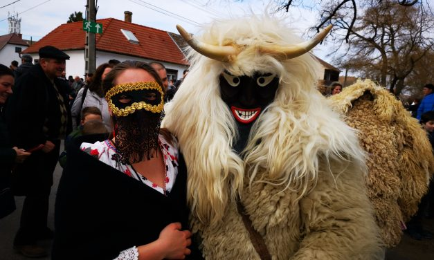A recap of Hungary's biggest carnival celebration: Busó festival 2019 Photo Gallery