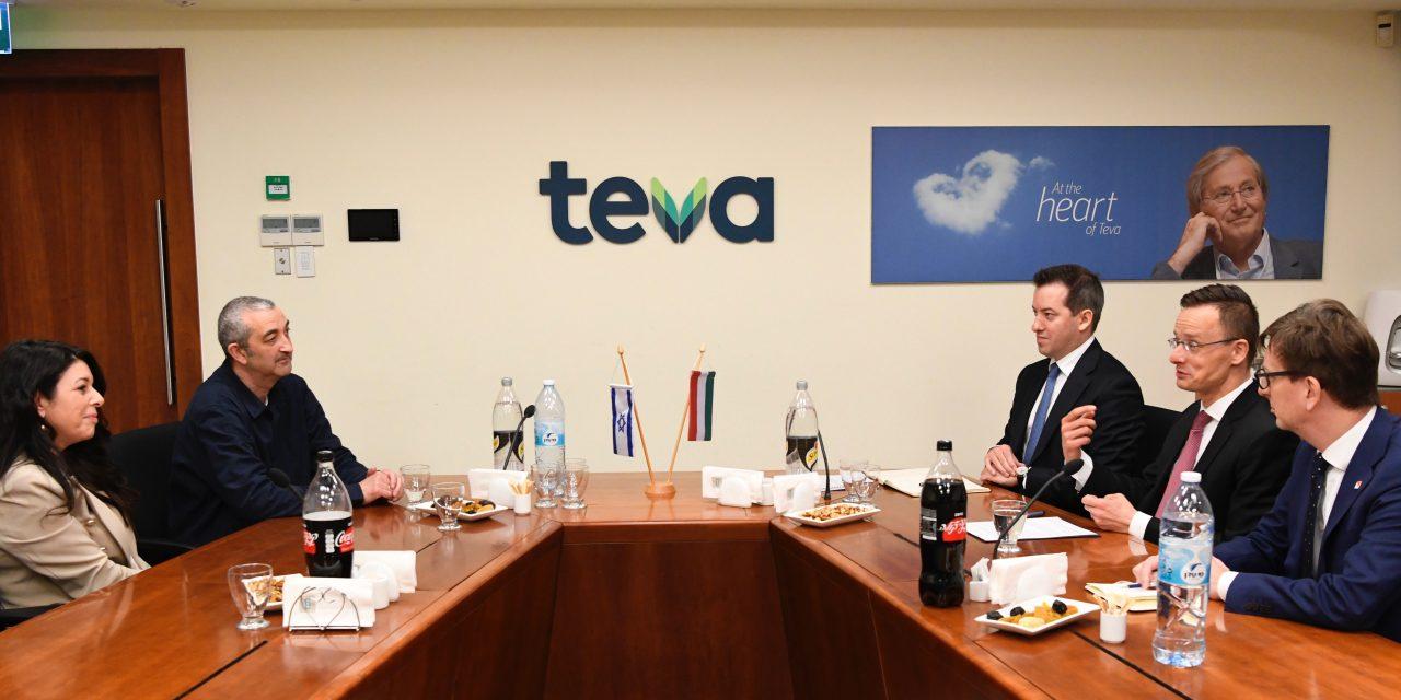 Hungarian FM Szijjártó meets business executives in Israel – UPDATE