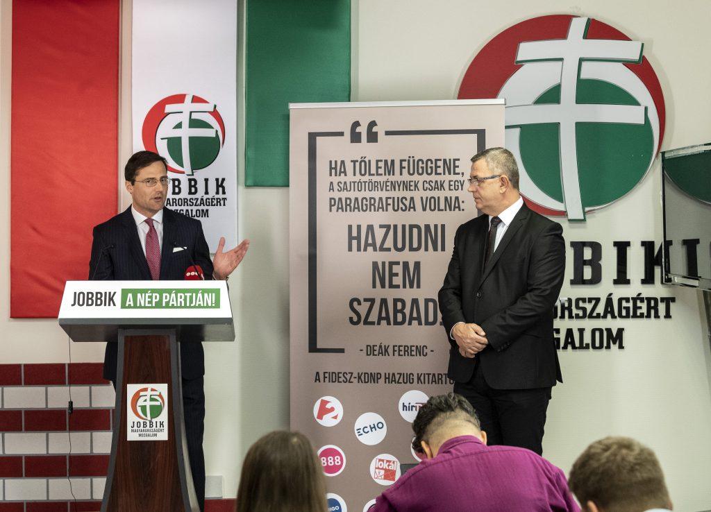 EP election 2019 Hungary Jobbik Gyöngyösi