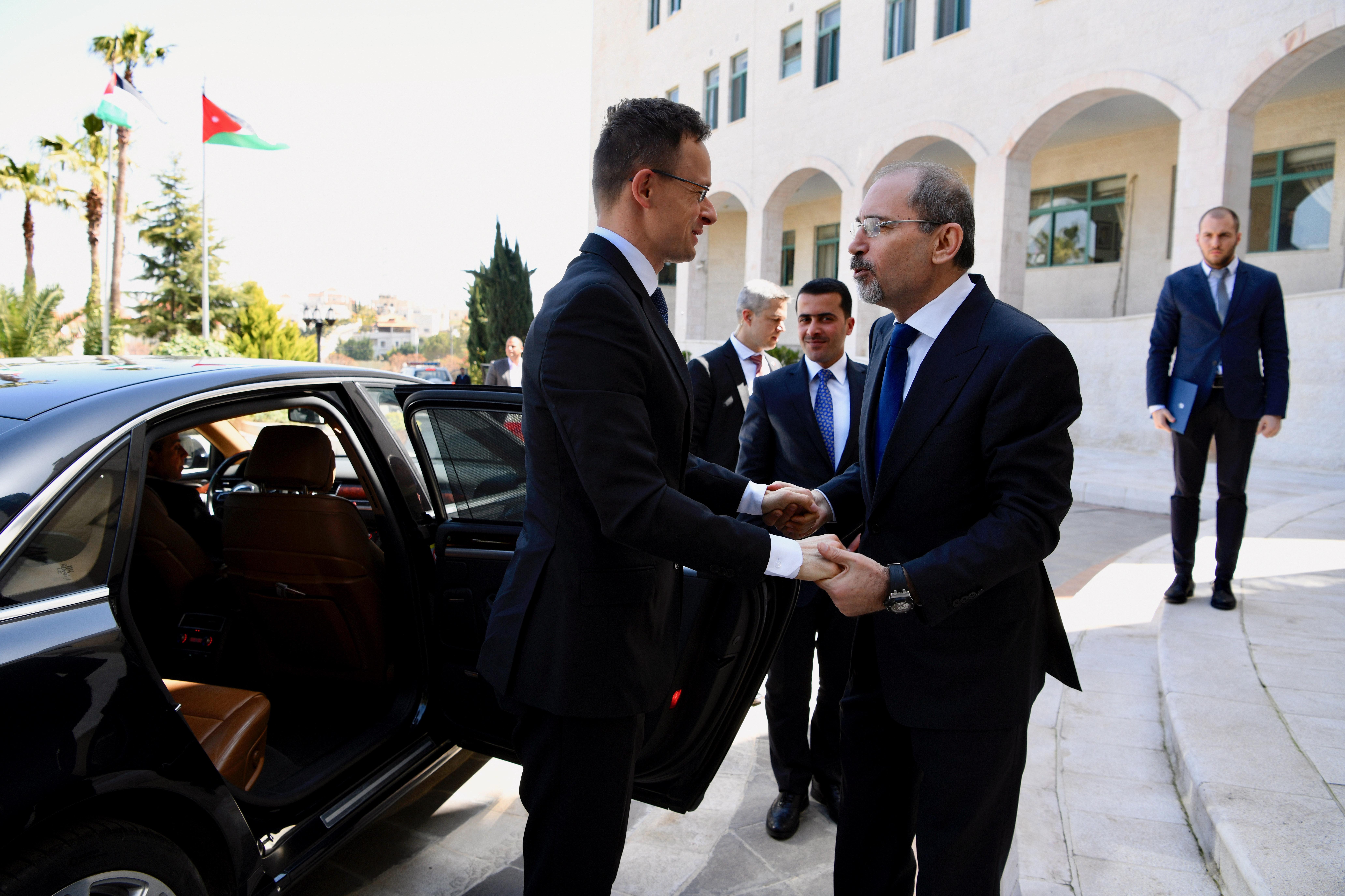 Jordan Amman Hungary
