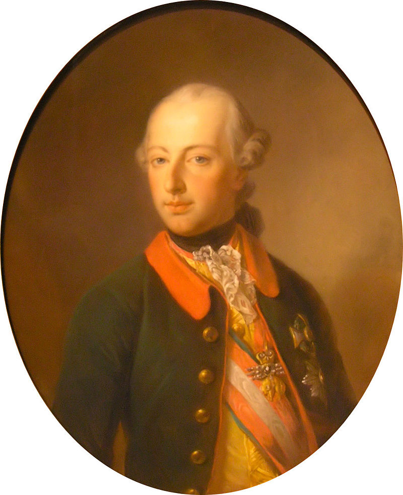 Joseph II of Austria, king, Hungary, kingdom