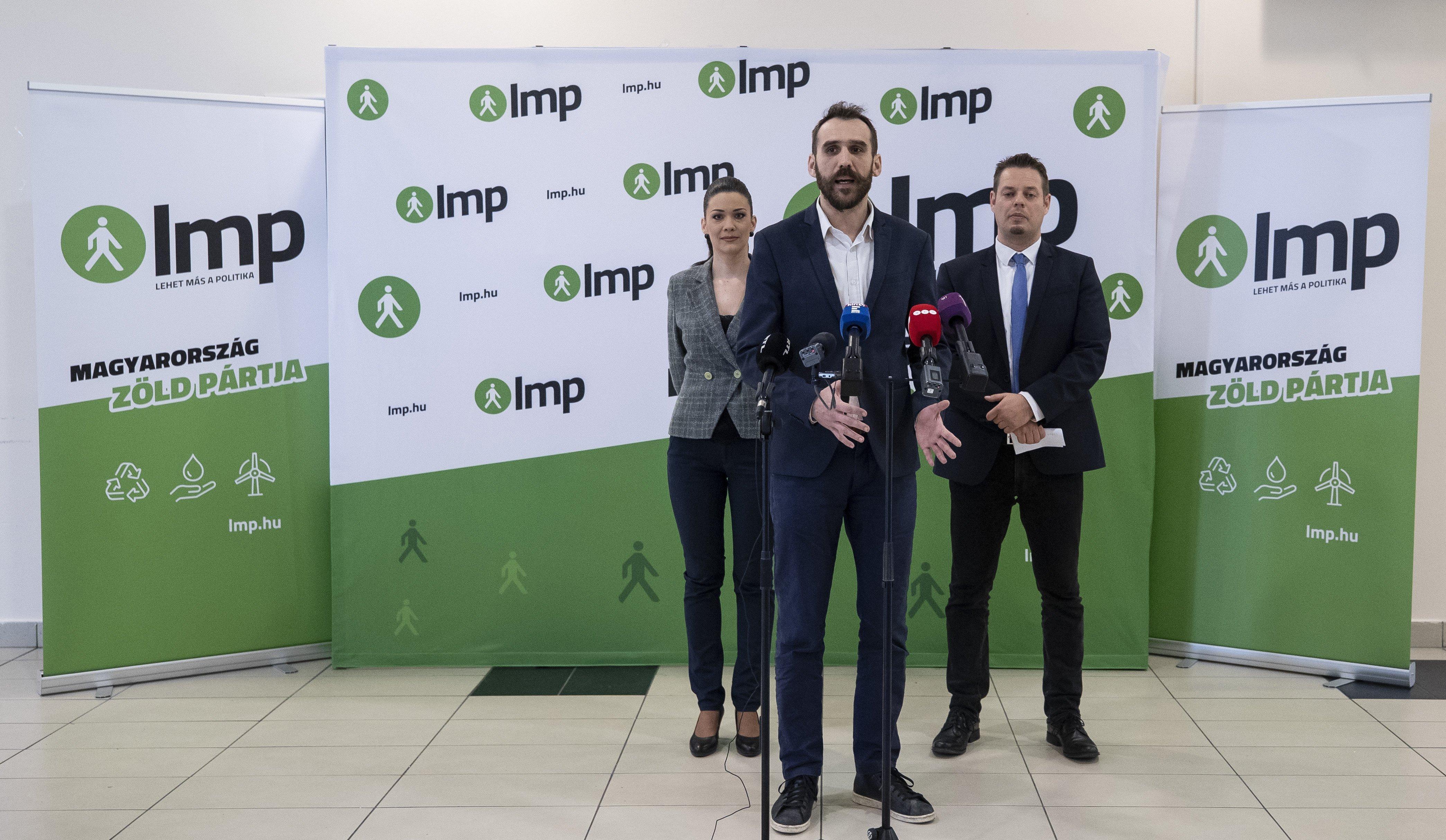 lmp EP election 2019